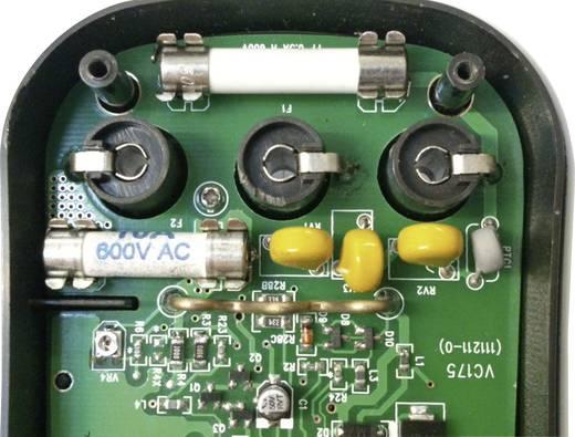 Digitális multiméter kitöltési tényező mérés, zseblámpa és kijelző háttérvilágítás 600V AC/DC 10A AC/DC Voltcraft VC175