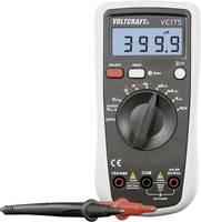 Digitális multiméter kitöltési tényező mérés, zseblámpa és kijelző háttérvilágítás 600V AC/DC 10A AC/DC Voltcraft VC175 (VC175) VOLTCRAFT