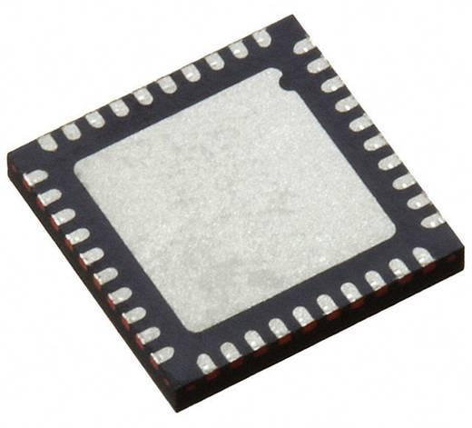 Adatgyűjtő IC - Analóg digitális átalakító (ADC) Analog Devices ADAS3022BCPZ Külső, Belső LFCSP-40-VQ