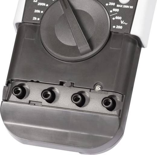 Digitális multiméter, AC/DC árammérő lakatfogó adapterrel 600V AC/DC 40A AC/DC VOLTCRAFT VC280 GREEN-LINE + CLA-40