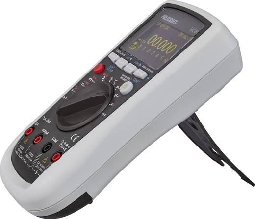 Digitális multiméter,True RMS mérőműszer, kitöltési tényező mérési funkcióval, OLED kijelzővel Voltcraft VC890 OLED