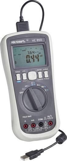 Kalibrált multiméter, mérőműszer Voltcraft VC950 True RMS (K) CAT IV 600V