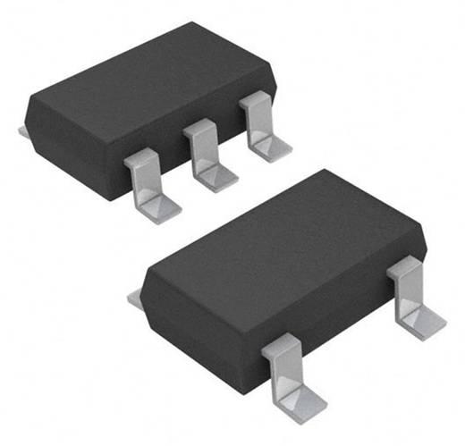 PMIC - feszültségszabályozó, DC/DC Texas Instruments TPS62222DDCT SOT-5