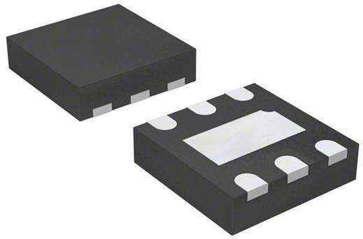 PMIC - feszültségszabályozó, lineáris (LDO) Analog Devices ADP122ACPZ-2.5-R7 Pozitív, fix LFCSP-6-UD (2x2)