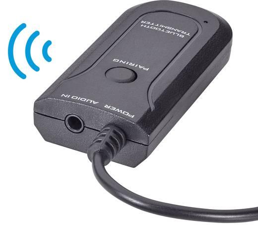 Bluetooth zenei vevő, audio adapter, fejhallgatókhoz Renkforce Bluetooth 4.0 BTX-1300