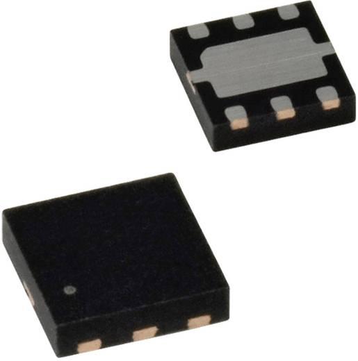 PMIC - teljesítményosztó kapcsoló, terhelés meghajtó Fairchild Semiconductor FPF2143 High-side WDFN-6