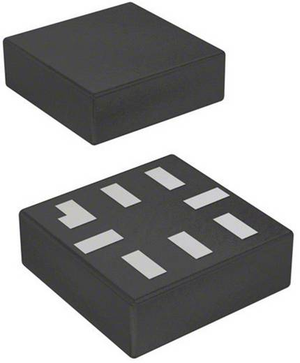Logikai IC Fairchild Semiconductor NC7WZ125L8X Ház típus MicroPAK-8
