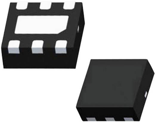 Logikai IC Fairchild Semiconductor NC7WZ16P6X Ház típus MicroPAK-6