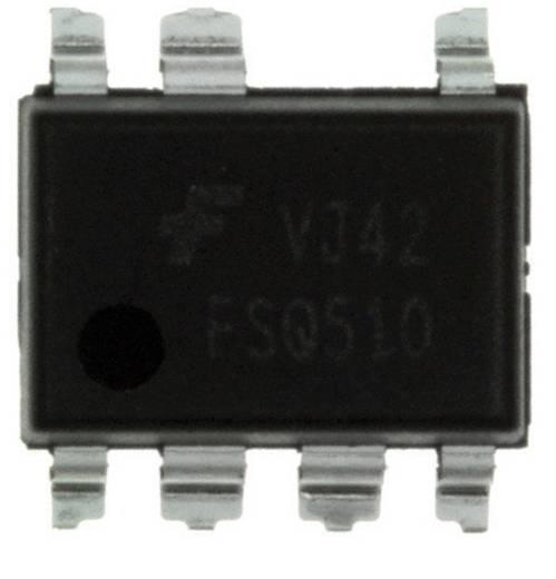PMIC - AC/DC átalakító, offline kapcsoló Fairchild Semiconductor FSQ510MX Flyback MLSOP-7