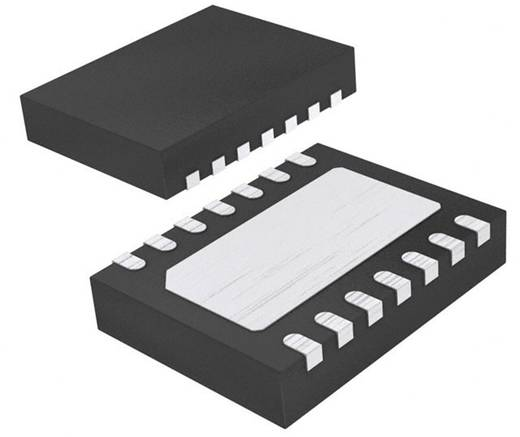 PMIC - feszültségszabályozó, lineáris (LDO) Linear Technology LT3032IDE#PBF Pozitív és negatív, beállítható DFN-14 (4x3)