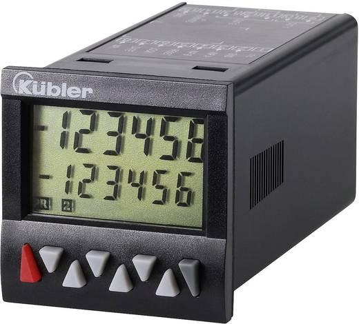 Programozható, beállítható számláló modul 10-30V/DC Kübler Codix 907 DC