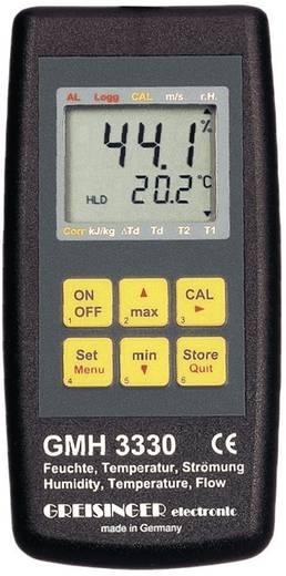 Greisinger GMH 3330 pára- és hőmérsékletmérő műszer