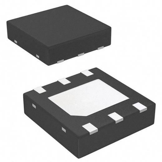 PMIC - feszültségszabályozó, DC/DC Texas Instruments LM2734ZSD/NOPB WSON-6