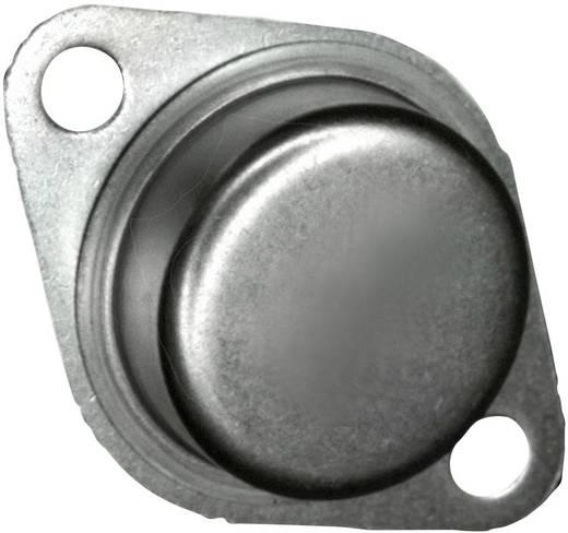 PMIC - feszültségszabályozó, lineáris (LDO) Texas Instruments LM317HVK STEEL/NOPB Pozitív, beállítható TO-3-2