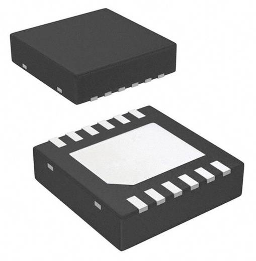 PMIC - Motor meghajtó, vezérlő Texas Instruments DRV8836DSSR Félhíd (4) Parallel WSON-12