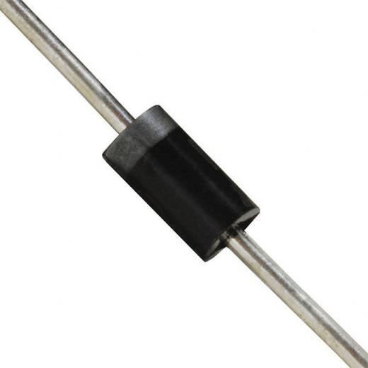Z-dióda BZX85C18 Ház típus (félvezető) DO-41 Fairchild Semiconductor Zener feszültség 18 V Max. teljesítmény 1 W
