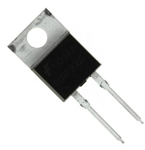 Dióda STMicroelectronics STTH8R06FP Ház típus TO-220-2