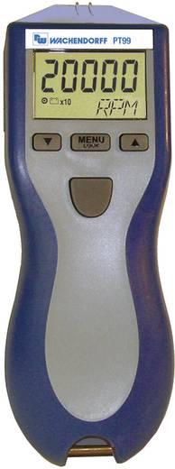 Wachendorff PT99 optikai fordulatszámmérő, 5-99999 rpm