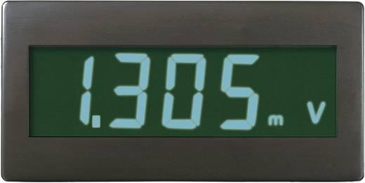Voltcraft DVM330GN digitális feszültségmérő modul, panelműszer zöld háttérvilágítással