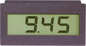 Digitális LCD panelműszer, feszültségmérő, voltmérő modul, LED háttérvilágítással Voltcraft DVM 310 VOLTCRAFT