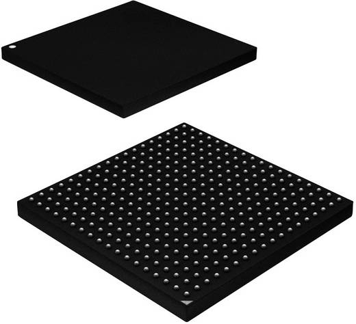 Mikrokontroller, AT91SAM9G45C-CU-999 TFBGA-324 Atmel