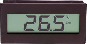 Voltcraft 2 csatornás hőfokkapcsoló modul, -30 ... +70 °C, TCM 320 VOLTCRAFT