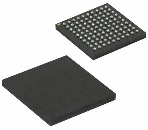 Beágyazott mikrokontroller LPC4310FET100,551 TFBGA-100 (9x9) NXP Semiconductors 32-Bit Dual-Core 204 MHz I/O-k száma 49