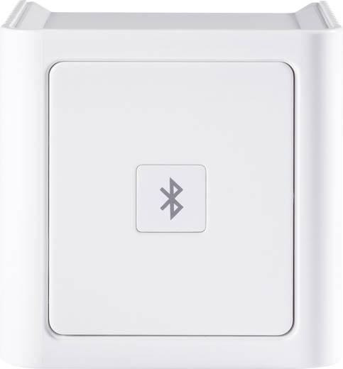 Cube Bluetooth-os ébresztőóra iOS készülékekhez, iPhone, iPad, iPod , Renkforce