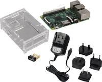 Raspberry Pi® Model B+ Kezdő programozó készlet WLAN stick-kel 512 MB Raspberry Pi®