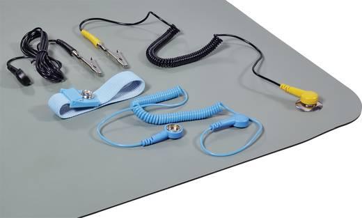 ESD asztali munkalap készlet, 59 x 50 cm, Conrad ESDM-500BG