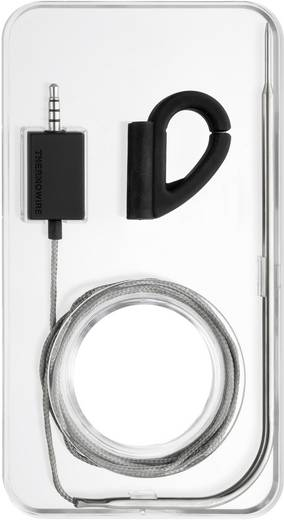 Thermowire húshőmérő okostelefonhoz, fekete, TFA