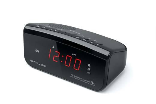 Rádiós ébresztőóra LED kijelzővel Muse M-12 CR