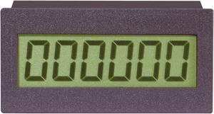 Digitális számláló modul, háttérvilágítással, 68.5 x 33 mm VOLTCRAFT® DCM 340 VOLTCRAFT