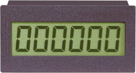 Digitális számláló modul, háttérvilágítással, 68.5 x 33 mm VOLTCRAFT® DCM 340