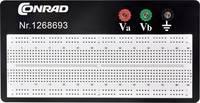 Dugaszolható próbapanel, Tru Components 0165-40-1-3201B TRU COMPONENTS