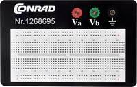 Dugaszolható próbapanel, Tru Components 0165-40-1-3301B (1268695) TRU COMPONENTS