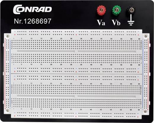 Dugaszolós próba panel, 1800 pólus, 114.3 x 186.2 x 8.4 mm Conrad 0165-40-1-32022B