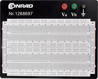 Dugaszolható panel  (H x Sz x Ma) 114.3 x 186.2 x 8.4 mm 1 db, Tru Components 0165-40-1-32022B  TRU COMPONENTS