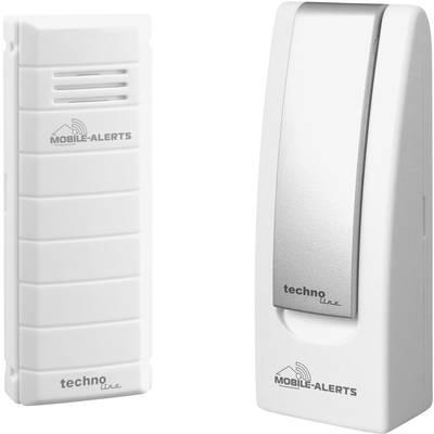 Vezeték nélküli internetes időjárásjelző állomás Techno Line Mobile Alerts MA 10001 + Gateway