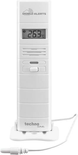 Hőmérséklet- és légnedvesség mérő kijelzővel és kivezetett szondával, Techno Line Mobile MA 10300