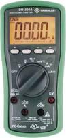 Digitális multiméter, érintés nélküli feszültségvizsgálóval, háttérvilágítással 1000V AC/DC 8A AC/DC GreenLee DML-200A Greenlee