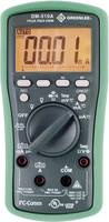 Digitális multiméter, True RMS, érintés nélküli feszültségvizsgáló, háttérvilágítás, hőmérséklet mérés GreenLee DM-510A Greenlee