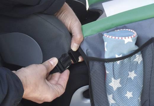 Autós gyerekülésre rakható játéktartó tálca 33 cm x 40 cm DINO 130030
