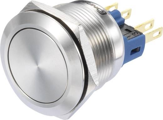 Kapcsoló 250 V/AC 3 A 1 x BE/(BE) Conrad GQ22-11/S IP65