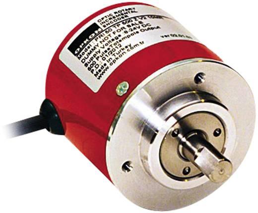 Inkrementális jeladó Opkon PRI 50R6 HLD 1024 ZZ V3 2M5R 1024 null, tengely átmérő: 6 mm