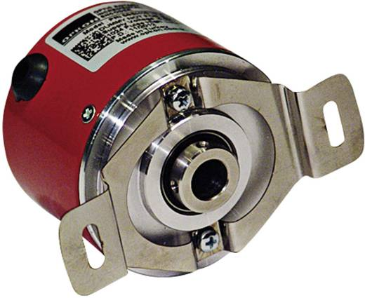 Inkrementális jeladó Opkon PRI 50R6 HLD 360 ZZ V3 2M5R 360 null, tengely átmérő: 6 mm