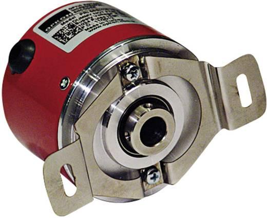 Inkrementális jeladó Opkon PRI 58H8 HLD 360 ZZ V3 2M5R 360 null, tengely átmérő: 8 mm