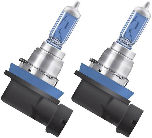 OSRAM COOL BLUE® INTENSE H8 12 V 12 V (Ø x H) 12 mm x 67 mm