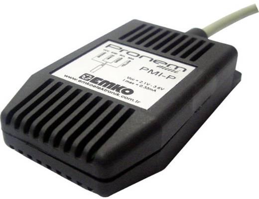 Nedvesség- és hőmérsékletmérő átalakító, 2 db 4-20 mA analóg kimenettel, Pronem mini PMI-P-H0/T0