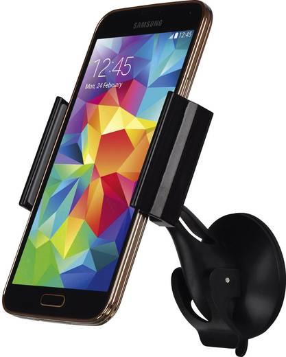 """Univerzális autós okostelefon tartó 3,5""""-tól 6""""-ig, Luxa2 Smart Clip"""